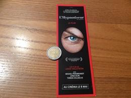 Marque-page «L'Hypnotiseur Le Film/le Livre» - Marque-Pages