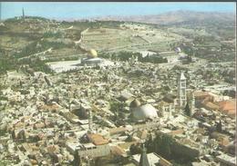 Jerusalem - Vue à Vol D'oiseau - Israel