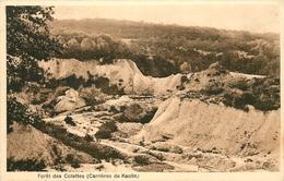 FORET DES COLETTES CARRIERES DE KAOLIN - France