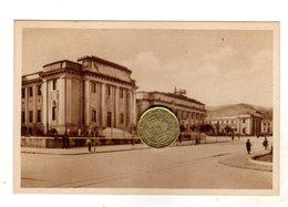 MESSINA     Viaggiata Con Bollo Palazzo Di Giustizia - Messina