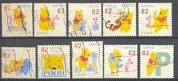Japan - Winnie The Pooh Full Set 2017 - 1989-... Empereur Akihito (Ere Heisei)