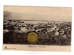 MESSINA     NON Viaggiata Indivisa Prima Del 1906 - Messina