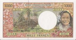 FRANCE-PACIFIC=N/D     1000  FRANCS      P-2      UNC - Frans Pacific Gebieden (1992-...)
