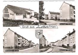 Deutschland - Letter / Hannover - Alte Strassen Ansichten - Hannover