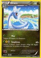 Carte Pokemon 50/108 Draco 80pv 2015 - Pokemon