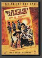 Pas De Pitié Pour Les Salopards   Dvd - Western