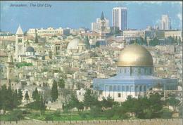 Jerusalem - Vue Du Mont Des Oliviers - Israel