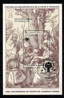 S. Tomé E Principe - Christmas 1979 Mi Bl 40 (o) Used International Year Of The Child 25-12-79 - Sao Tome And Principe