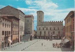 (IT793)  TODI. PIAZZA DEL POPOLO - Perugia