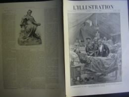 L'ILLUSTRATION 2781 COURONNEMENT DU TSAR CATASTROPHE DE KHODYNSKY POLE/ SAINTE BENIGNE DIJON - 1850 - 1899