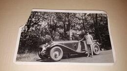 Photo Voiture Ancienne 14x9 Mercedes - Automobiles