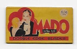 LAMETTA DA BARBA - MADO 0.06  -   ANNO 1950 - - Lamette Da Barba