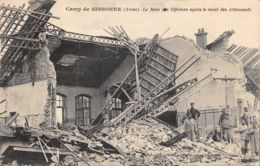 02-SISSONNE-LE CAMP-N°357-G/0375 - Sissonne