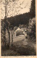 CPA - Environs Du HOHWALD (67) - Aspect De La Ferme-Auberge-Métaurie Dans Les Années 30 / 40 - France