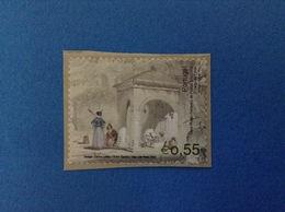 2003 PORTOGALLO PORTUGAL FRANCOBOLLO USATO STAMP USED MADEIRA 0,55 € - 1910 - ... Repubblica