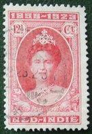 Regeringsjubileum 12 1/2 Ct NVPH 161 1923  Gestempeld / Used NEDERLAND INDIE / DUTCH INDIES - Nederlands-Indië
