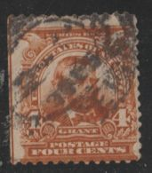 USA 1902  Mi.nr. 141A    Used - Used Stamps