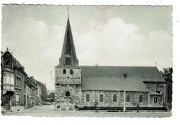 Engis - L'Eglise - Circulée - Edit. Librairie Jos. Streel - 2 Scans - Engis