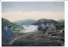 Frederikshaab Paamiut 1860 Postcard - 1992 Unused - Greenland