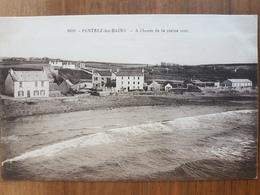 Pentrez Les Bains.à L'heure De La Pleine Mer.édition Le Doaré 1658 - France