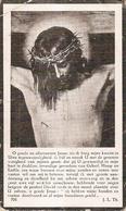DP. PETRUS RYCKEBOER ° WULVERINGEM 1851 - + LEISELE 1936 - Religione & Esoterismo