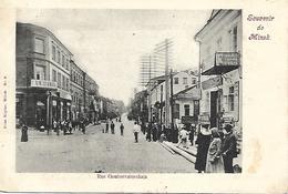 1900/1910 - MINSK , Gute Zustand, 2 Scan - Belarus