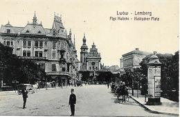 1900/1910 - LEMBERG  LWOW , Gute Zustand, 2 Scan - Ukraine