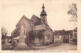 23-FRESSELINES-N°362-C/0147 - Sonstige Gemeinden