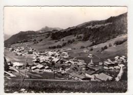 CP 10*15-ZC1783-LES GETES VUE GENERALE AU FOND LE PIC MARCELLY  1962 - Les Gets
