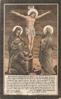 DP. JAN MARTENS ° ERTVELDE  + 1900 - 58 JAAR - Religione & Esoterismo