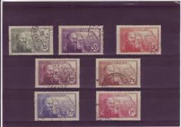MADAGASCAR 1938 N° 199 / 205 OBL - Used Stamps