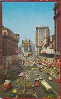 NEW YORK CITY AUTO CARS TAXI POSTCARD UNUSED - Turismo
