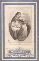 DP. MARIA VANDENABEELE ° VEURNE 1890 - + IN EEN SPOORWEGRAMP TE MOYENNEVILLE 1902 - Religion & Esotérisme
