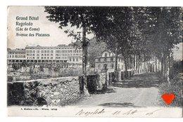 38677-ZE-ITALIE-Grand Hôtel Regoledo (Lac De Come)-Avenue Des Platanes - Andere Steden