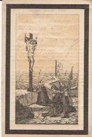 DP. ANNA VANDERVORST + HASSELT  1873 - 57 JAAR - Religione & Esoterismo