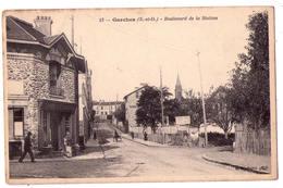 2853 - Garches ( 92 ) Anciennement En S. & O. - Boulevard De La Station - B.F. à Paris - N°13 - - Garches