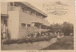"""Keerbergen ,  """" Le Grand Veneur """" ,hotel,restaurant,tea-room ; Prop Julien Peere - Vanneuville - Keerbergen"""