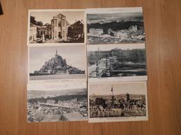 Lot 1 : 94 Cpa Et Csm De France - Postcards