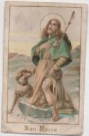 Santino Di San Rocco. Anno 1903 - Devotion Images