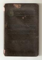 BIGLI--00134-- FERROVIE DELLO STATO- BIGLIETTO DI ABBONAMENTO ORDINARIO- 3 CLASSE DA GENNAIO 1948 A GENNAIO 1949 - Europa