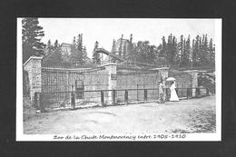 MONTMORENCY - QUÉBEC - (KENT HOUSE) - PREMIER ZOO QUÉBÉCOIS EN 1907 - ZOO DE LA CHUTE MONTMORENCY 1905-1910 - Chutes Montmorency