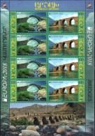 "Artsakh 2018.""Europa.Bridges Jarvan's And Karavaz (Ð¥ And V-VII Century AD) MS Quality:100% - Armenia"