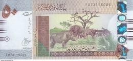 SUDAN 50 POUNDS 2017 P-75 NEW UNC */* - Sudan