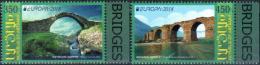 "Artsakh 2018. ""Europa.Bridges Jarvan's And Karavaz (Ð¥ And V-VII Century AD) 2v Quality:100% - Armenia"