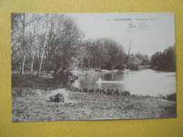 STRASBOURG. L'Orangerie. Le Lac. - Strasbourg