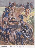 Fahrübung  -   - AK 11.259 - Guerre 1914-18