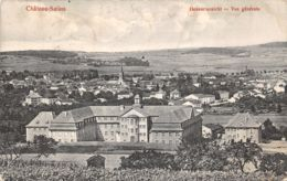 57-CHÂTEAU SALINS-N°368-E/0345 - Chateau Salins