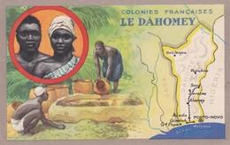 LES COLONIES FRANCAISE  LE DAHOMEY - Chromos