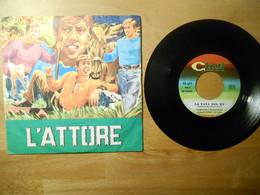 Celentano - L Attore\la Tana Del Re - 45 Giri - - 45 Rpm - Maxi-Single