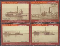 NICARAGUA - Bateaux 2003 - Nicaragua
